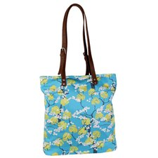 Imperial Blue Carmen Tote Bag