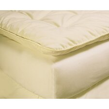 100% Cotton Comfort Plus Mattress Topper