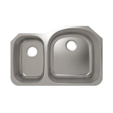 "28.38"" x 10.63"" Contour Undermount Kitchen Sink"