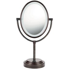 2 Sided Lighted Mirror