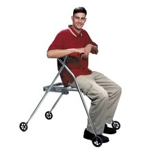 Large Walker with Built in Seat
