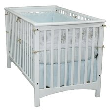 London Stationary 2-in-1 Convertible Crib