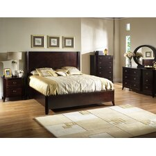 Crossroads Panel Bedroom Collection