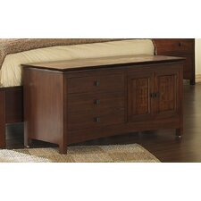 Enchantment Bedroom Storage Bench