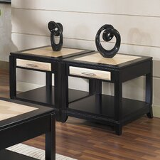 Insignia End Table