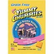 Yummy Chummies Gold 95% Salmon - Grain Free Dog Treat