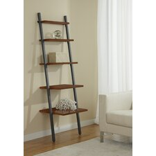 Parson 5 Tier Ladder Narrow Bookcase