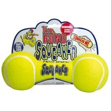Medium Air Squeaker Dumbbell Dog Toy