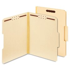 Antimicrobial Pressboard Fastener Folder (25 Per Box)