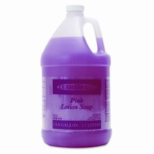 Mild Cleansing Lotion Soap, Pleasant Scent, Liquid, 1 Gal Bottle
