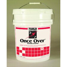 Once Over Floor Stripper Pail