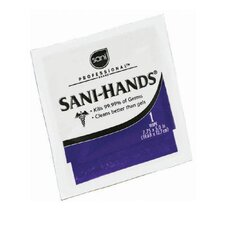 (100 per Carton) Sani-Professional Sani-Hands II Sanitizing Wipe
