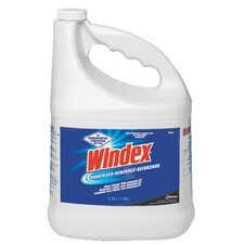 Johnson Diversey - Windex Glass Cleaners Windex 1 Gal Ready To Use Ammonia D: 395-90940 - windex 1 gal ready to use ammonia d