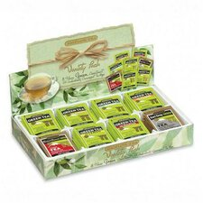 Assortment, 64 Tea Bags/Box