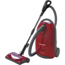 Canister Vacuum Cleaner with HEPA Filter