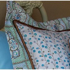 Modern Vintage Boy Pillow Sham