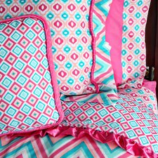 Ikat Girl Duvet Collection