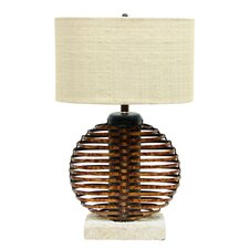 Ikebana Sphere Small Table Lamp