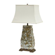 Lip Shell Table Lamp