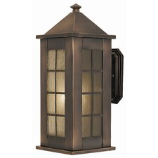 Citadel 1 Light Wall Lantern
