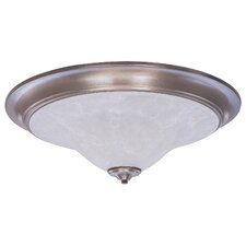 Bellevue 3 Light Flush Mount