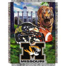 NCAA Tapestry Throw