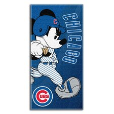 MLB Mickey Mouse Beach Towel