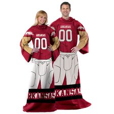 NCAA Fleece Comfy Throw