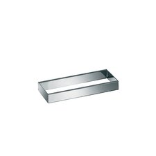 "Skuara 7.9"" Toilet Rail/Bracket in Polished Chrome"