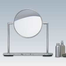 TS1 Freestanding Magnifying (3X) Makeup Mirror
