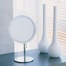 Magnifying Makeup Mirror on Mirror 7 9  Pure Mevedo Free Standing Make Up Magnifying Mirror In