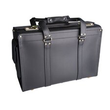 Aviator Catalog Case in Black