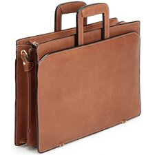 Top Zip Briefcase