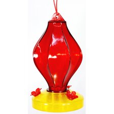Crystal Tower Hummingbird Feeder