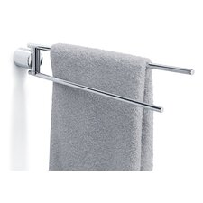 Duo Polished Towel Rail