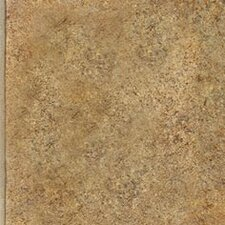 "Solidity 30 Appalachian Stone 16"" x 16"" Vinyl Tile in Riverside"