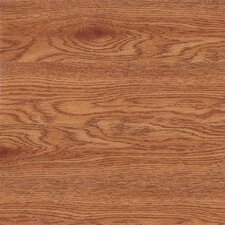 SAMPLE - Metro Design Wood Vinyl Plank in Red Oak