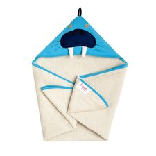 Blue Walrus Hooded Towel
