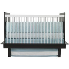 Raindrops 3 Piece Crib Bedding Set