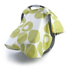 Modern Berries Car Seat Canopy