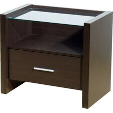 Braemar 1 Drawer Bedside Table