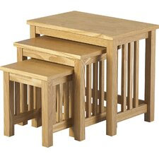 Whitby 3 Piece Nest of Tables