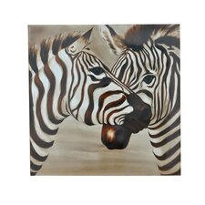 Zebras Wall Art