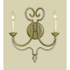 Camerson 2 Light Wall Sconce