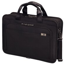 "Architecture® 3.0 Louvre 17"" Laptop Brief in Black"