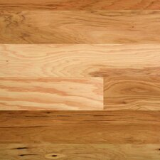 "Silverton 5"" Solid Hardwood Hickory Flooring in Sunset"