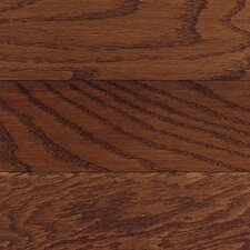 "Congress 3-1/4"" Solid Hardwood White Oak Flooring in Burgundy"