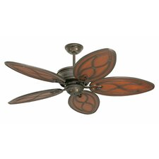 "52"" Copa Breeze 5 Blade Outdoor Ceiling Fan"