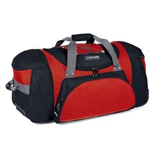 "A.T. Gear Classic 26"" 2-Wheeled Travel Duffel"