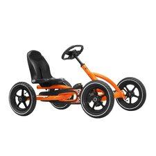 Buddy Pedal Go Kart in Orange